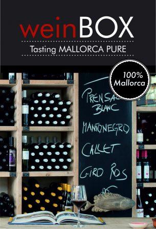 Shopbanderole Tasting Mallorca Pure