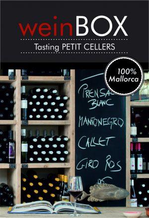 Shopbanderole Tasting Petit Cellers