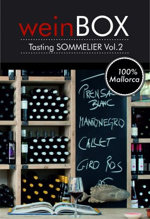 Shopbanderole Tasting Sommelier Vol2